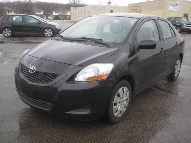 2009 Toyota Yaris for sale at ELITE AUTOMOTIVE in Euclid OH