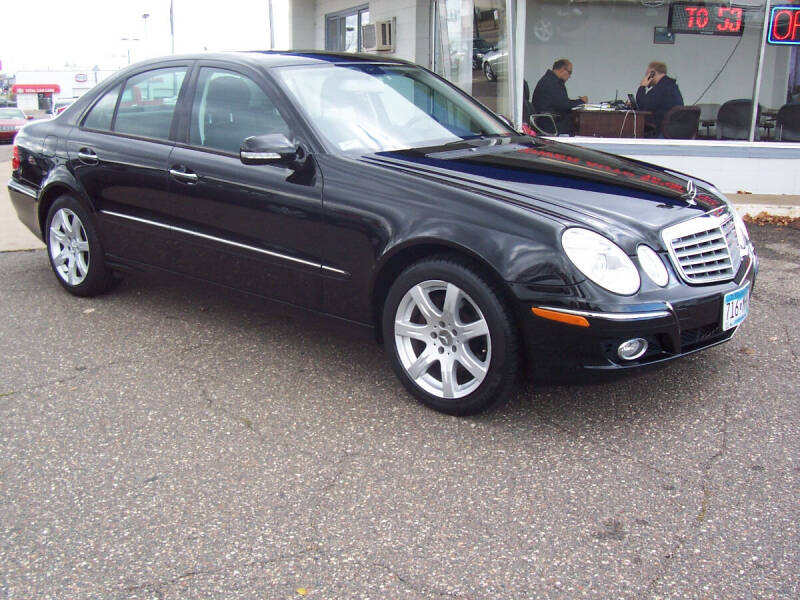2007 Mercedes-Benz E-Class for sale at TOWER AUTO MART in Minneapolis MN