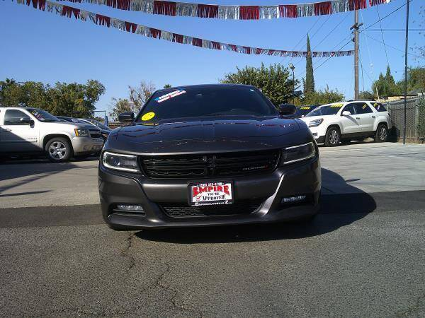 2016 Dodge Charger for sale at Empire Auto Sales in Modesto CA