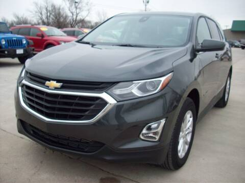 2020 Chevrolet Equinox for sale at Nemaha Valley Motors in Seneca KS