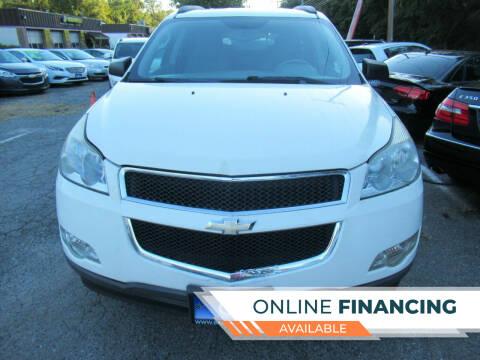 2011 Chevrolet Traverse for sale at Balic Autos Inc in Lanham MD