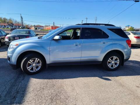2014 Chevrolet Equinox for sale at The Car Store Saint Charles in Saint Charles MO