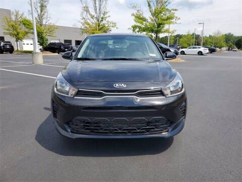 2021 Kia Rio for sale at Lou Sobh Kia in Cumming GA