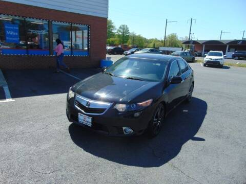 2013 Acura TSX for sale at Car Nation in Aberdeen MD