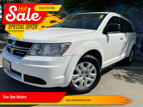 2014 Dodge Journey for sale at Star One Motors in Hayward CA