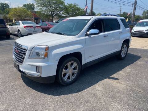 2016 GMC Terrain for sale at TKP Auto Sales in Eastlake OH