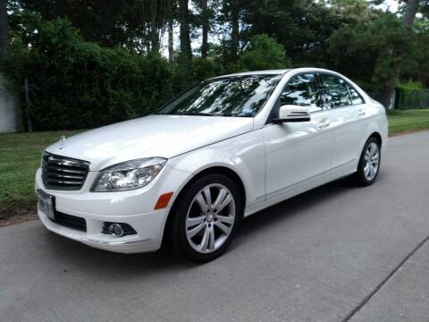 2010 Mercedes-Benz C-Class for sale at Frontline Select in Houston TX