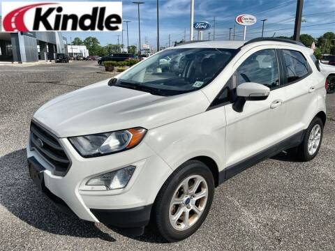 2018 Ford EcoSport for sale at Kindle Auto Plaza in Middle Township NJ