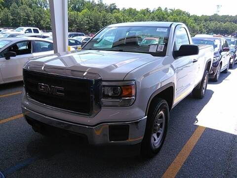 2014 GMC Sierra 1500 for sale at E-Motorworks in Roswell GA