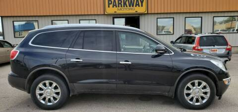 2011 Buick Enclave for sale at Parkway Motors in Springfield IL