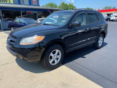 2008 Hyundai Santa Fe for sale at Wise Investments Auto Sales in Sellersburg IN