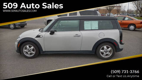 2011 MINI Cooper Clubman for sale at 509 Auto Sales in Kennewick WA