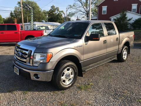 2011 Ford F-150 for sale at Jacobs Motors in Huntsville OH