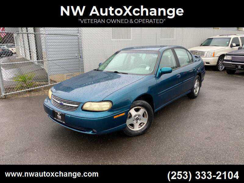 2002 Chevrolet Malibu for sale at NW AutoXchange in Auburn WA