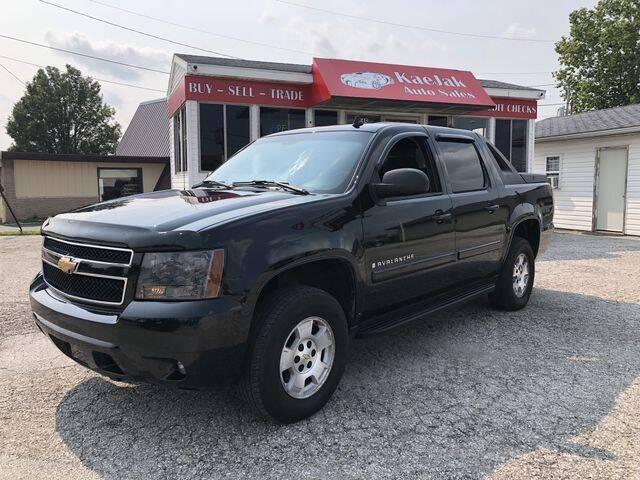 2007 Chevrolet Avalanche for sale in Kokomo, IN