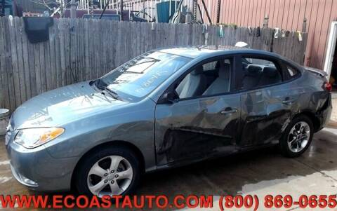 2010 Hyundai Elantra for sale at East Coast Auto Source Inc. in Bedford VA