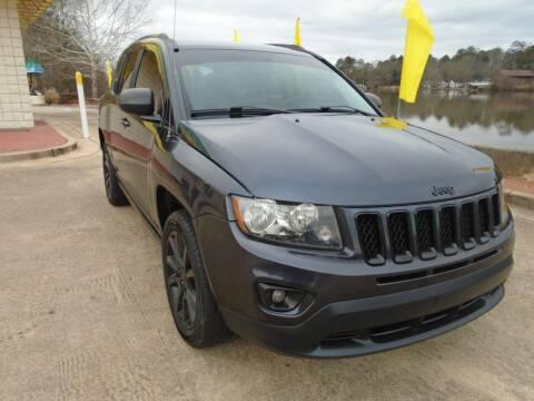 2014 Jeep Compass for sale at Lake Carroll Auto Sales in Carrollton GA