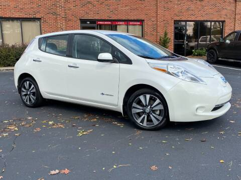 2015 Nissan LEAF for sale at Selective Cars & Trucks - Selective Imports 2 in Woodstock GA
