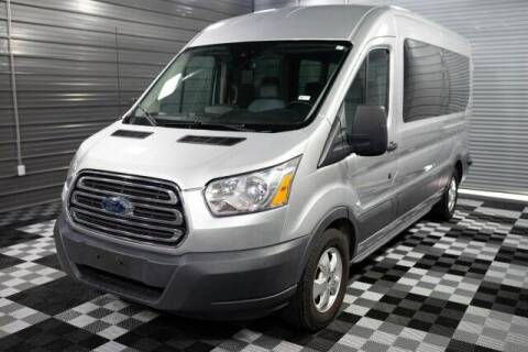 2017 Ford Transit Passenger for sale at TRUST AUTO in Sykesville MD