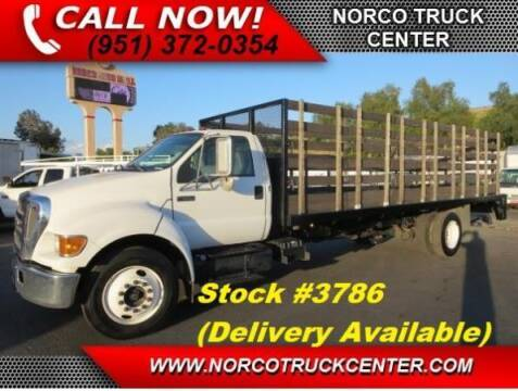2008 Ford F-650 Super Duty for sale at Norco Truck Center in Norco CA