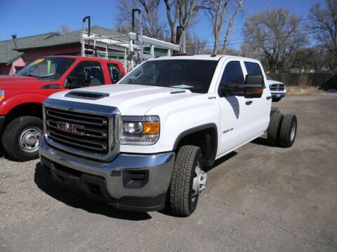 2017 GMC Sierra 3500HD for sale at Cimino Auto Sales in Fountain CO