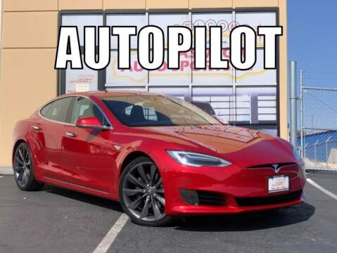 2016 Tesla Model S for sale at Las Vegas Auto Sports in Las Vegas NV