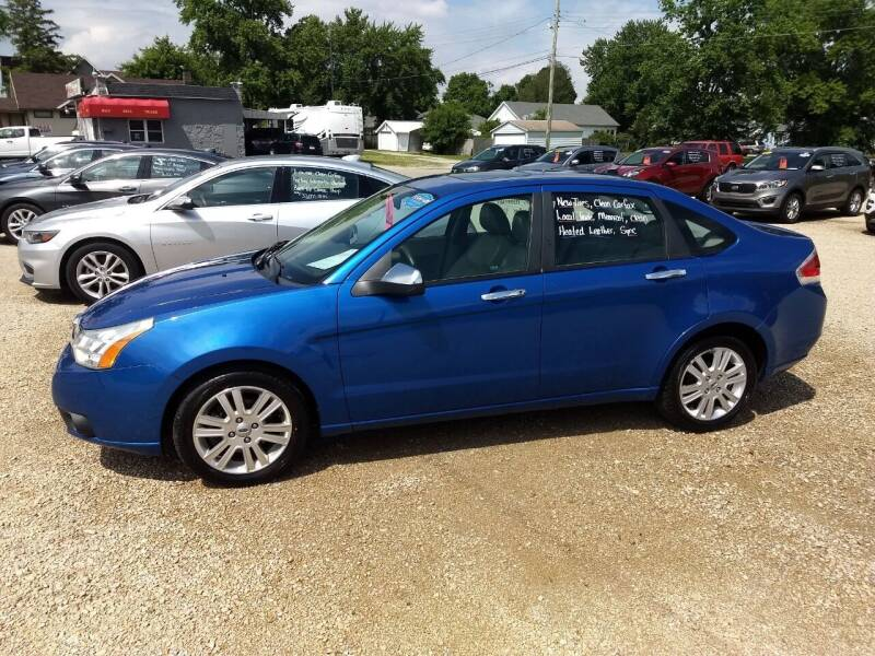 2010 Ford Focus for sale at Economy Motors in Muncie IN