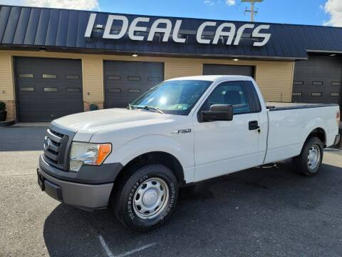 2011 Ford F-150 for sale at I-Deal Cars in Harrisburg PA
