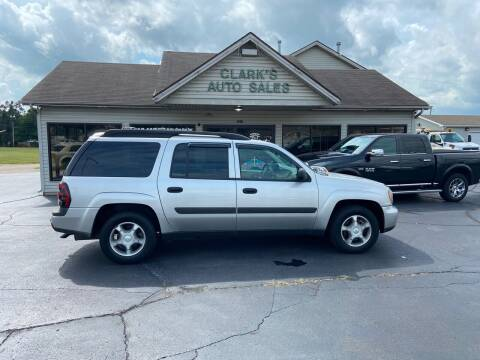 2005 Chevrolet TrailBlazer EXT for sale at Clarks Auto Sales in Middletown OH