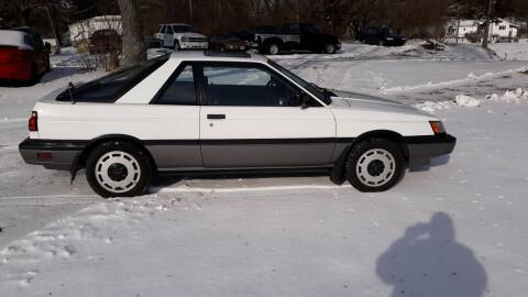 1987 Nissan Sentra for sale at Parkway Auto Exchange in Elizaville NY