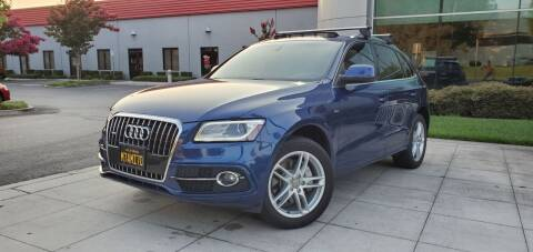 2014 Audi Q5 for sale at Top Motors in San Jose CA