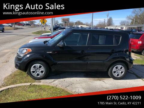 2012 Kia Soul for sale at Kings Auto Sales in Cadiz KY