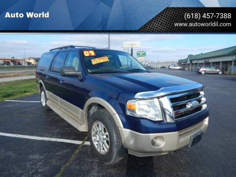 2009 Ford Expedition for sale at Auto World in Carbondale IL