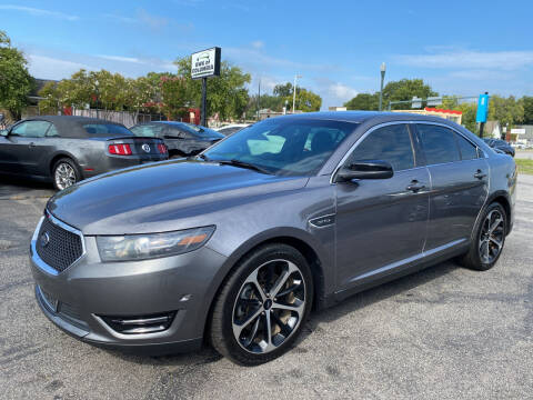 2014 Ford Taurus for sale at BWK of Columbia in Columbia SC