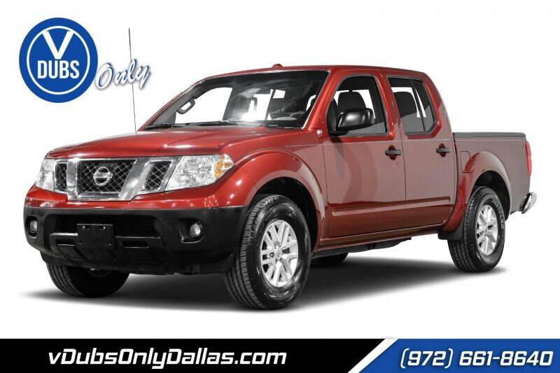 2015 Nissan Frontier for sale at VDUBS ONLY in Dallas TX