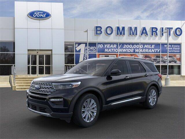 2021 Ford Explorer for sale at NICK FARACE AT BOMMARITO FORD in Hazelwood MO