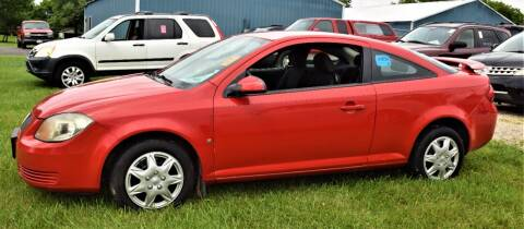 2008 Pontiac G5 for sale at PINNACLE ROAD AUTOMOTIVE LLC in Moraine OH