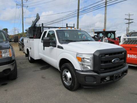 2015 Ford F-350 Super Duty for sale at ABC AUTO LLC in Willimantic CT