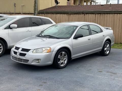 2005 Dodge Stratus for sale at ASTRO MOTORS in Houston TX