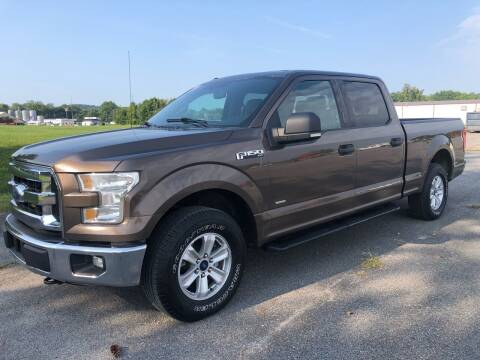2015 Ford F-150 for sale at COUNTRYSIDE AUTO SALES 2 in Russellville KY