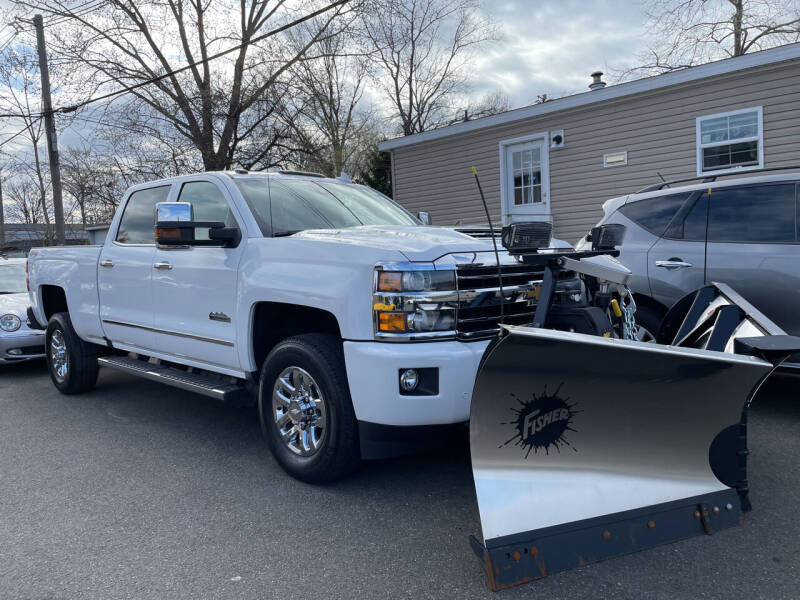 2019 Chevrolet Silverado 3500HD for sale at Vantage Auto Wholesale in Lodi NJ