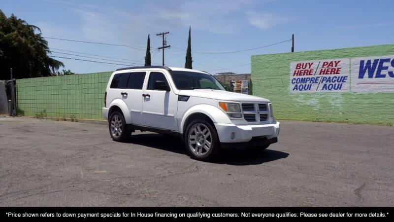 2011 Dodge Nitro for sale at Westland Auto Sales on 7th in Fresno CA