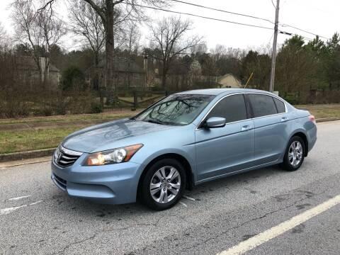 2011 Honda Accord for sale at Judex Motors in Loganville GA