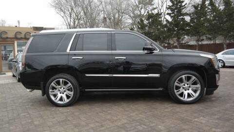2015 Cadillac Escalade for sale at Cars-KC LLC in Overland Park KS