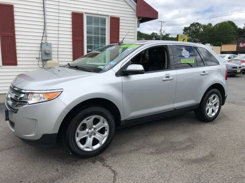 2014 Ford Edge for sale at Crown Auto Sales in Abington MA