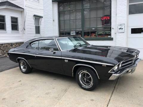1969 Chevrolet Chevelle for sale at Carroll Street Auto in Manchester NH
