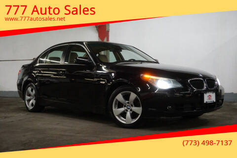 2004 BMW 5 Series for sale at 777 Auto Sales in Bedford Park IL