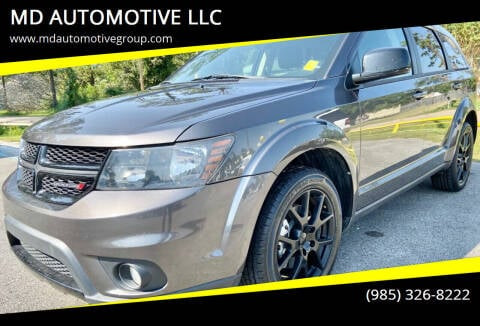 2016 Dodge Journey for sale at MD AUTOMOTIVE LLC in Slidell LA