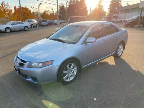 2005 Acura TSX for sale at Vista Auto Sales in Lakewood WA