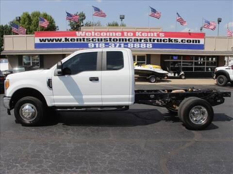 2017 Ford F-350 Super Duty for sale at Kents Custom Cars and Trucks in Collinsville OK